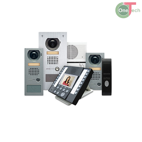 Intercom Series AX Integratable Audio & Video Security